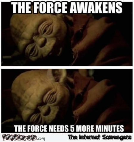 Funny Star Wars pictures – A new post awakens   PMSLweb
