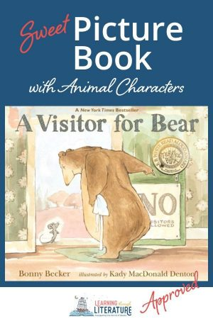 In this slapstick tale that begs to be read aloud, all Bear wants is…