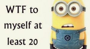 Funny Minion Picture