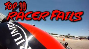 Top  Racer Fails || LPE