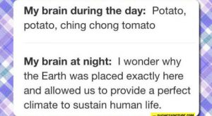 srsfunny:Some Little Differences Between Day And Night
