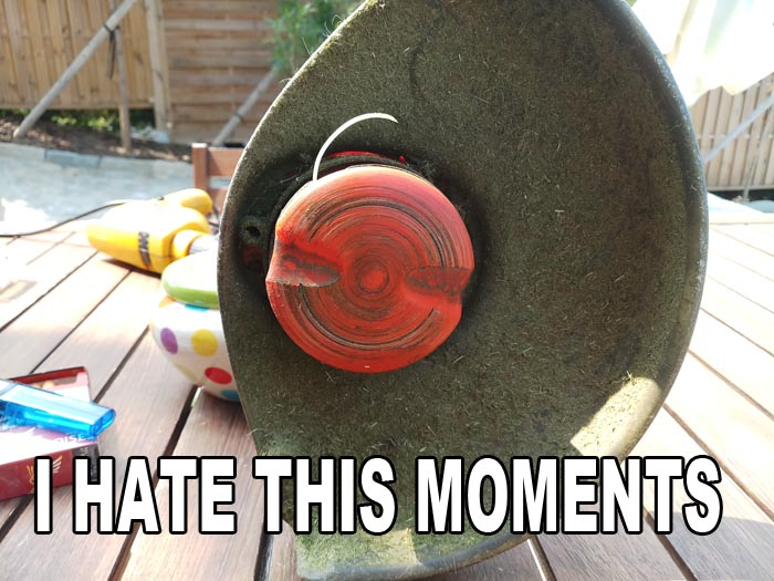 I hate this moments II