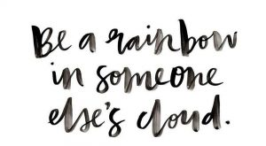 Just because its wednesday and its rainy. Be kind friends. Make someones day. .…