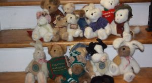 Boyds Bears w/Tags Rabbit Cat Mouse Angel Most – inches-U Choose! Retired #Ty explore…