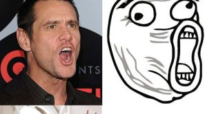 Jim Carrey& #;s rage faces