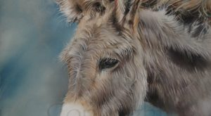 "Tricia Wellings ~ Art of the Horse – And ""Abbie"" is finished … I…"