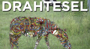 "Sometimes a bicycle is called a ""Drahtesel"" in Germany, which means ""wire donkey."" 