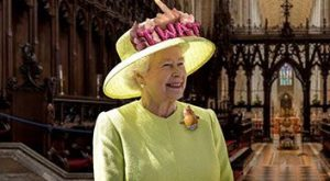 Queen Elizabeth sent a subtle signal to DonaldTrump with her hat, clearly indicating that…