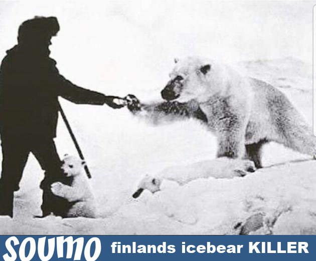 Finlands Icebear Killers have a heart of gold