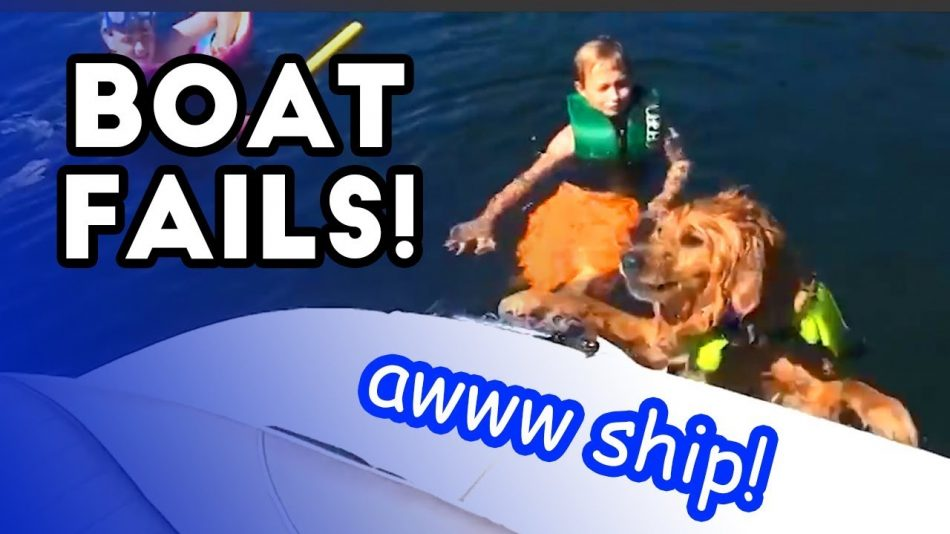 THE BEST BOAT FAILS | Shipwrecked! | Summer Funny Fails of JULY