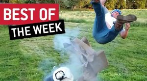 Best of the Week | Crash Test Dummy!