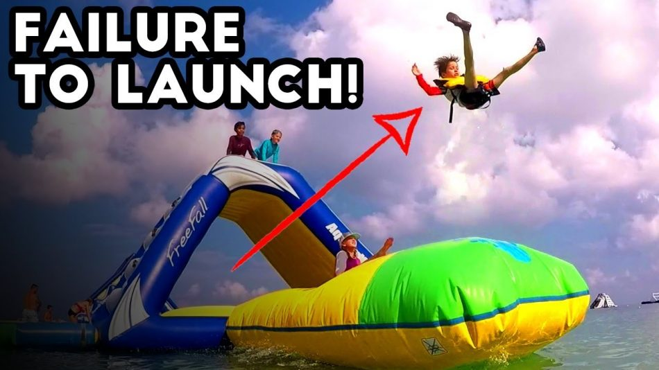 Failure to Launch!   Best Blob Launch Fails and MORE   July