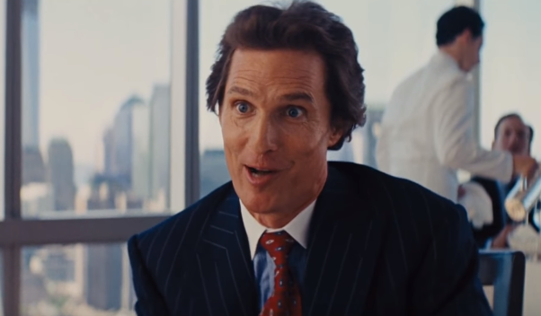 "LOVETHIS: ""Matthew McConaughey Making Noises"" Is Your Cure For The Monday Blues"