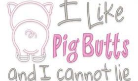 All Designs :: Pig Butts