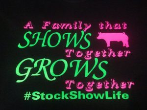 Stock show life on Etsy, $