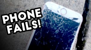 PHONE FAILS | Broken Screens  Comp and more! | August 2018