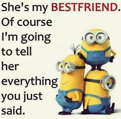 Funny Minions with c