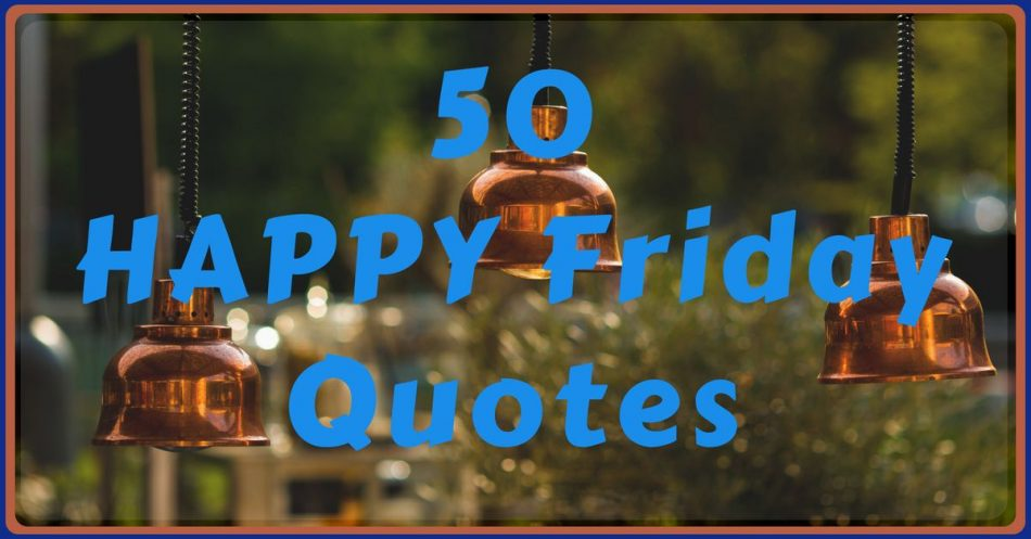 Friday is such an awesome day, so we've compiled some of the best Friday…