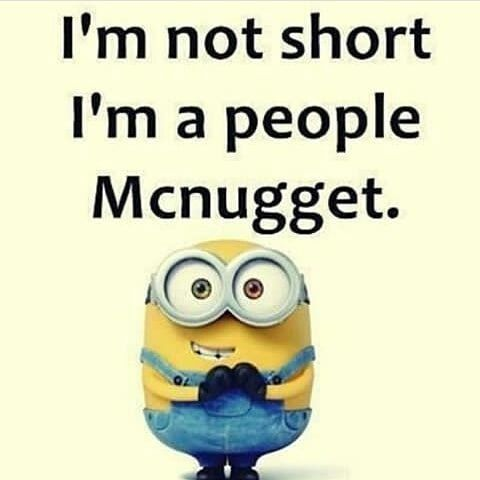Im a people mcnugget funny funny quotes minion minion quotes funny minion quotes minion…...