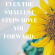 When it comes to working towards your goals, no step is too small! #MotivationalMonday…