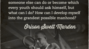 What Does It Mean to Be a Man? 80+ Quotes on Men & Manhood