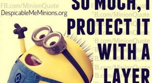 Funny Minion Quotes