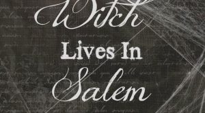 "Free Halloween printable – ""Not Every Witch Lives in Salem"""