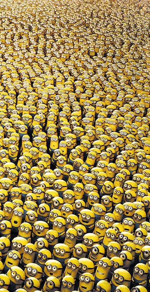 Whenever you think you are alone, you aren't. The minions love you. | Minions…