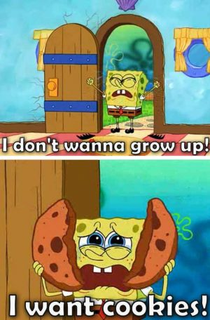Growing up is pretty much the worst thing that can happen to anyone. And…