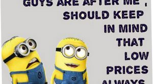 Today Funny Minion captions – Funny Minions