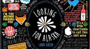Looking for Alaska quote mix