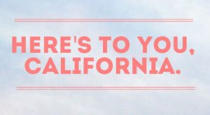 California – Blink 182