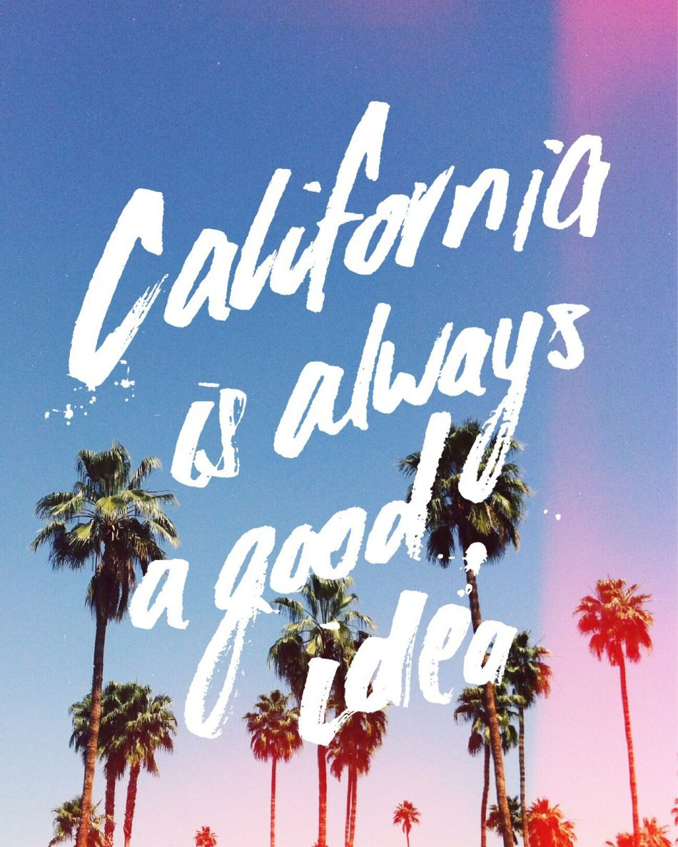 """california is always a good idea"" – Elie Saab agrees"