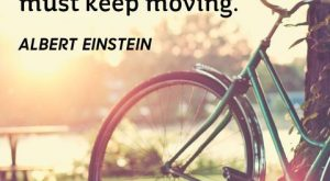 Albert Einstein inspirational quote