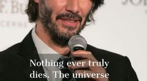 "22 Keanu Reeves Quotes about Life and ️ – Winspira #keanuwisdom ""> #keanuwisdom…"