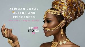 African Royal Queens And Princesses Who Aren't Megan Markle