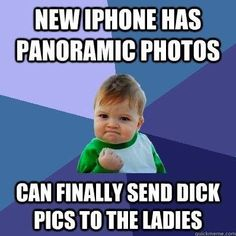 The new Iphone has p