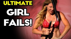 Best GIRL FAILS March & April 2018 | Try Not to Laugh Ultimate Funny Fail Compilation Montage