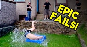 EPIC FAILS OF THE WEEK | Funny Fail Videos | AUGUST 2018