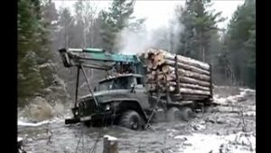 OFF-ROAD TRUCKS IN EXTREME CONDITIONS