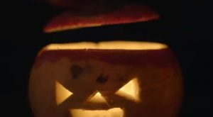 HOW TO CARVE A HALLOWEEN TURNIP