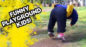 FUNNY PLAYGROUND KIDS | The Best Fails | SEPTEMBER 2018