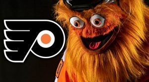 The Internet reacts to the Flyers terrifying new mascot 'Gritty'