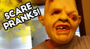 The Funniest Scare Pranks | THE BEST FAILS | Funny Videos 2018