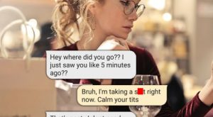 Girl gives douchebags a friend's number to troll them