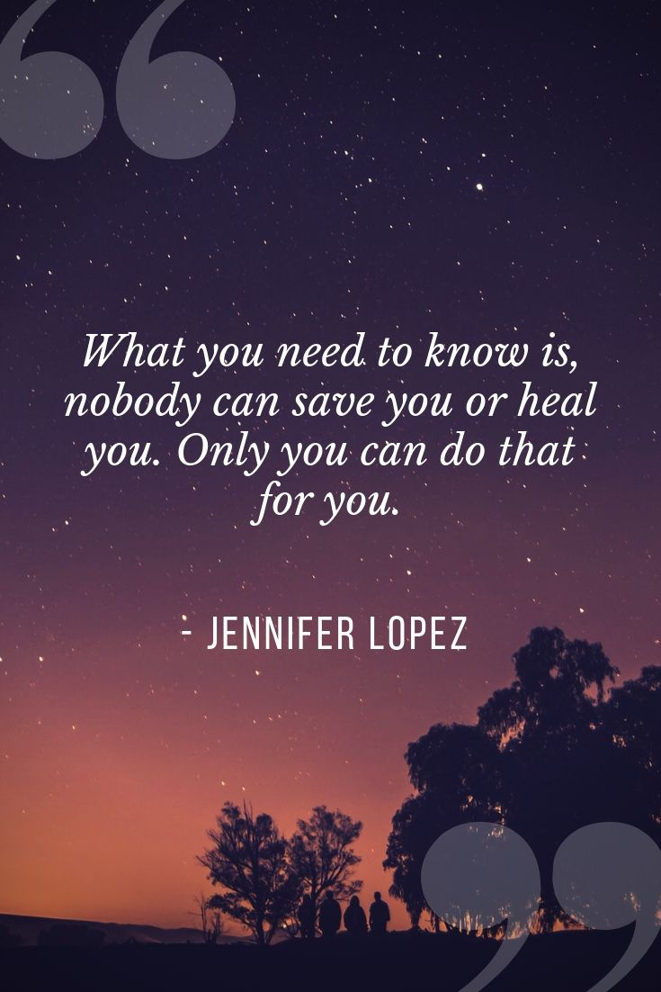 Jennifer Lopez on heartbreak, in an interview with Maria Shriver, 2014. See more celebrity…