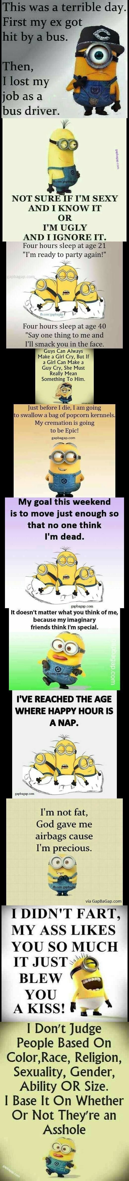 "Top 11 Funniest Memes By The #Minions explore Pinterest""> #Minions… –..."