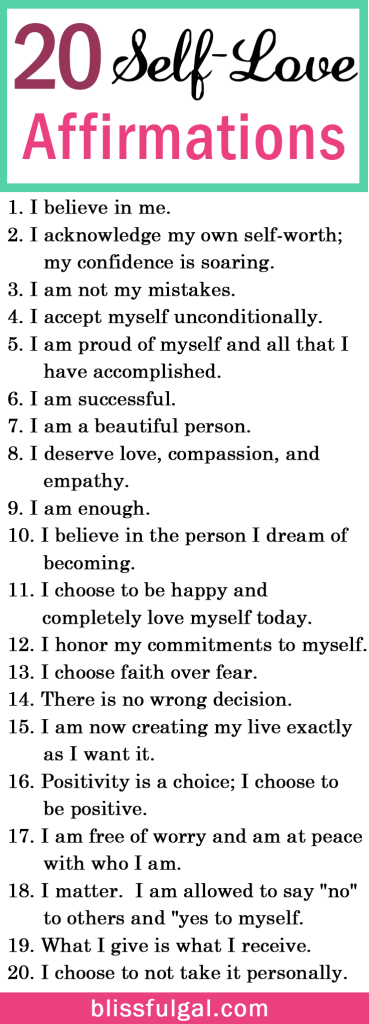 Self-love and affirmations quotes can be the perfect remedy to create a happier life.…