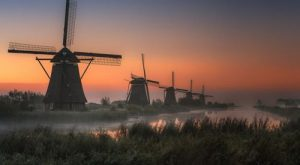 etherealvistas: The Sentinels (Netherlands) by Herman