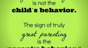 Inspiring Quote about Parenthood. A Great read!